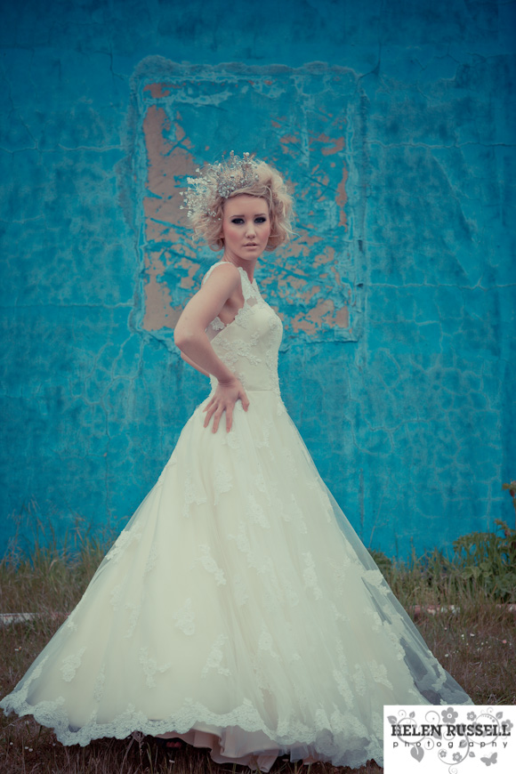 House of Mooshki Bespoke Vintage Wedding Dresses – Helen Russell ...