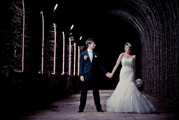 alnwick gardens wedding photography