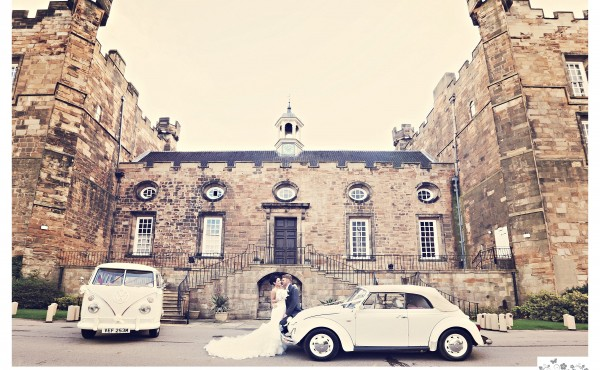 Lumley Castle Wedding Photography North East Photographer