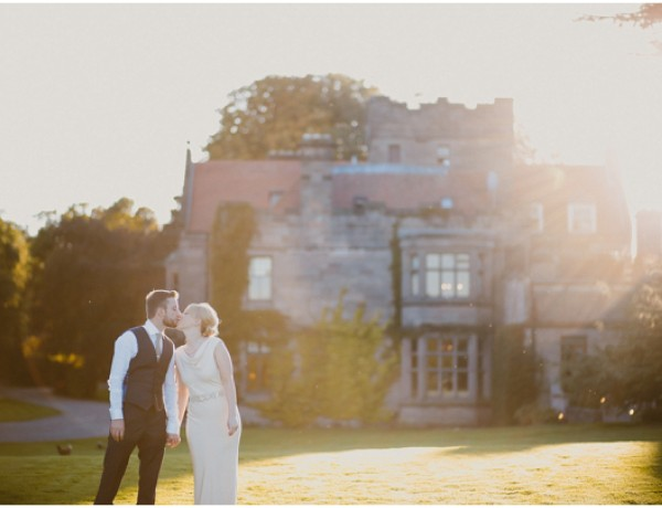 Ellingham Hall Vintage Wedding Photography North East and Northumberland