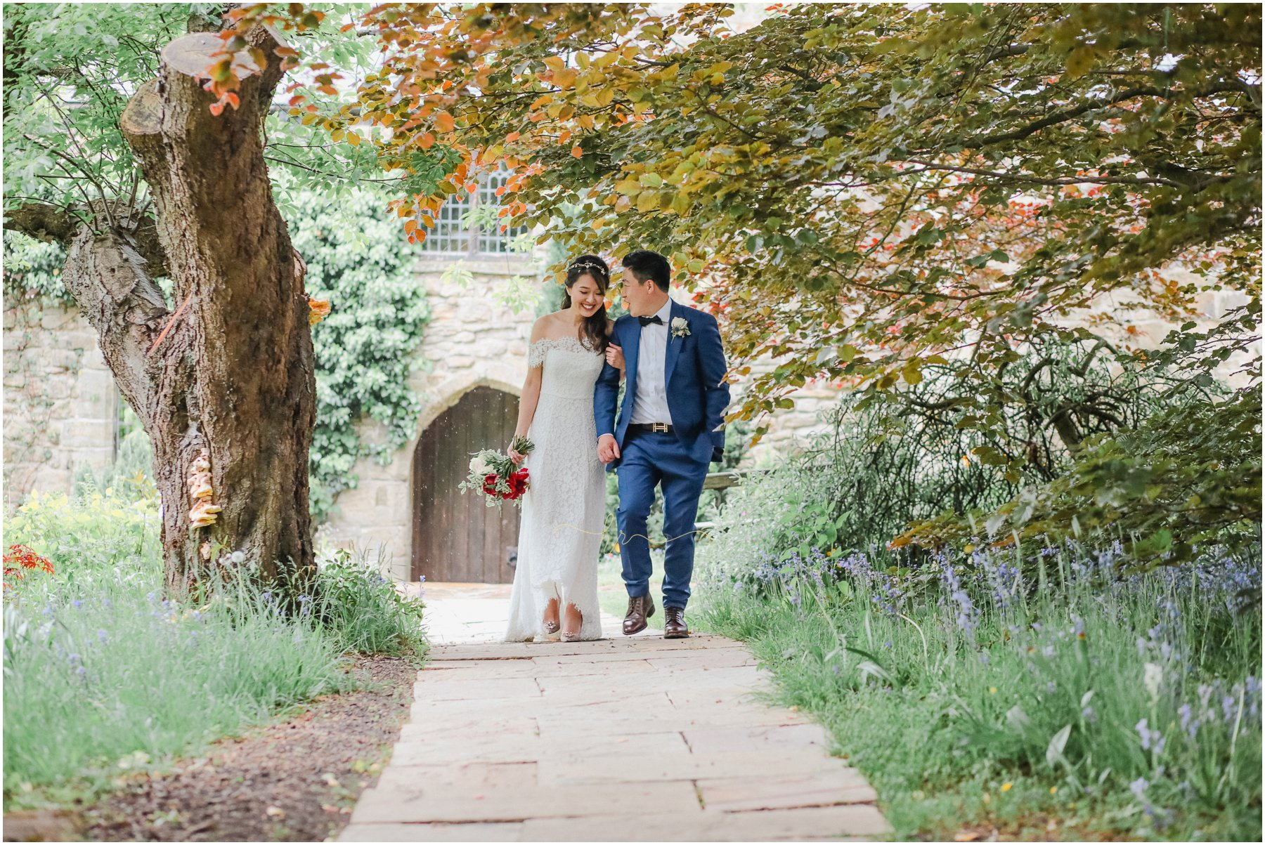 CROOK HALL WEDDING PHOTOGRAPHY