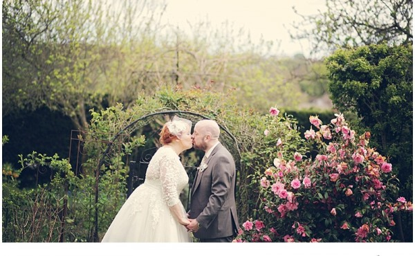 Crook Hall Wedding Vintage Photographer