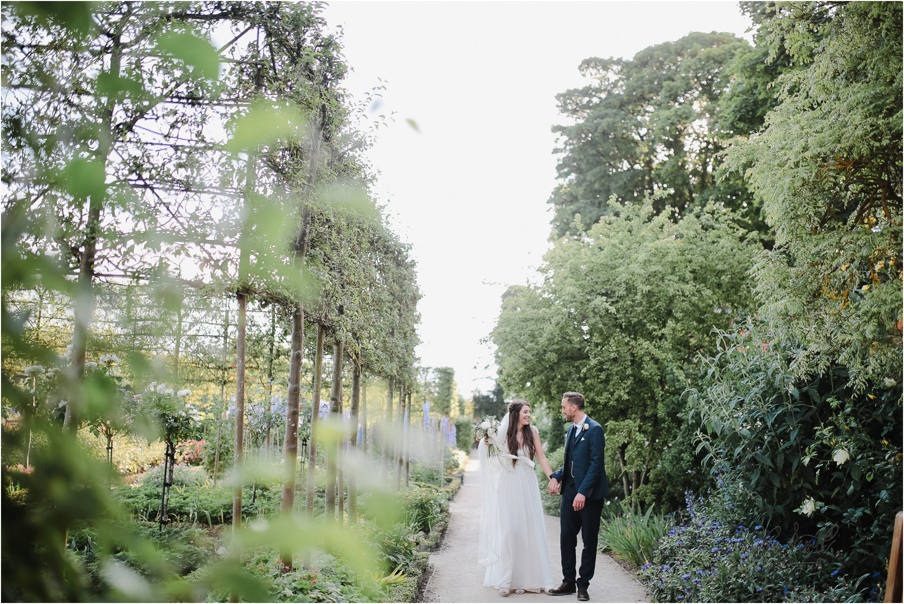 Alnwick Garden Wedding Photography