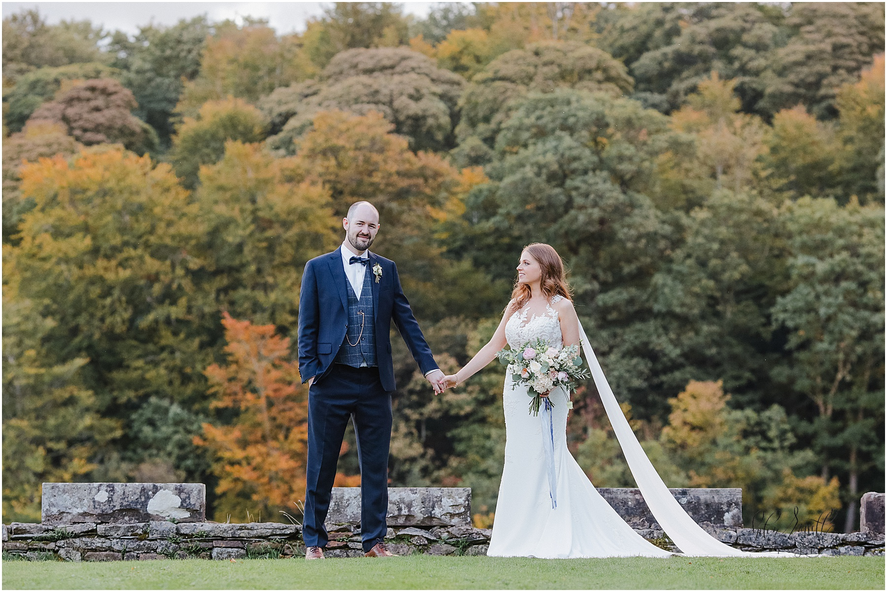 Askham Hall Wedding